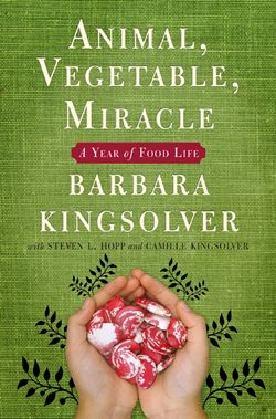 This book inspired me to change the way I think about food. I couldn't put it down!