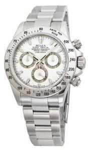 Rolex Daytona Gents Sport Watch 116520 WSO. Price: £12,000.00  FREE UK delivery.