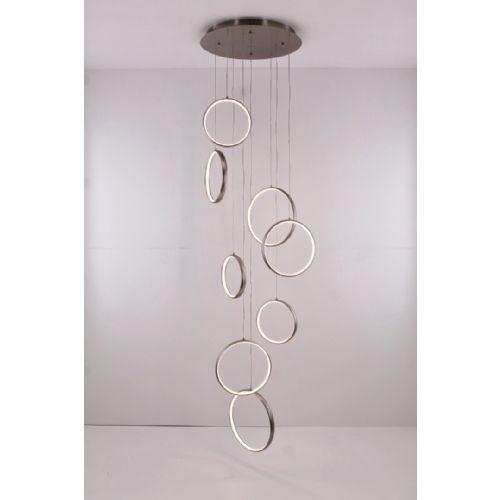 Vide lamp met LED