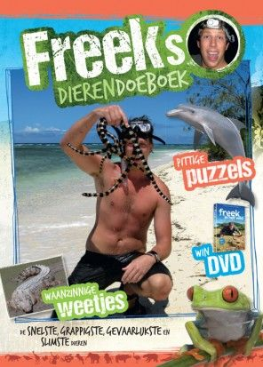 Freeks dierendoeboek