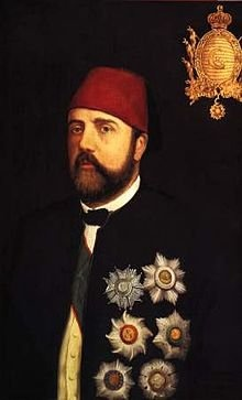 ISMAIL PACHA 1830-1895  Grand Master of the Grand Lodge of Egypt