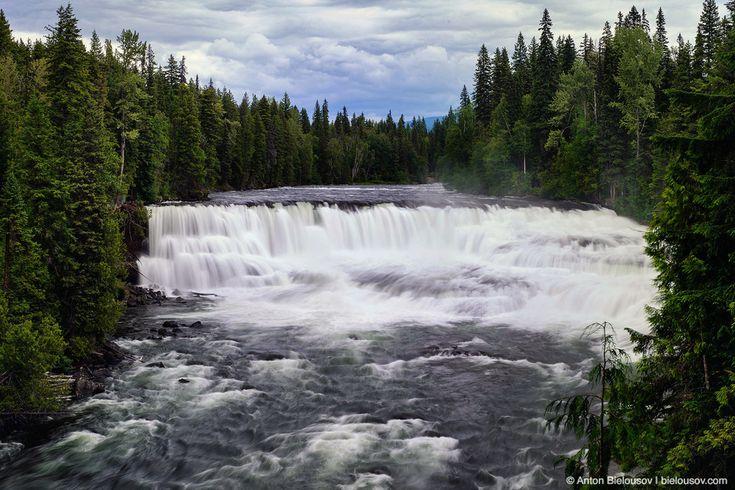 Всего в 4 часах езды от Ванкувера находится скрытая жемчужина Британской Колумбии. Провинциальный парк размером в 5000 кв.км расположен в Клируотер.