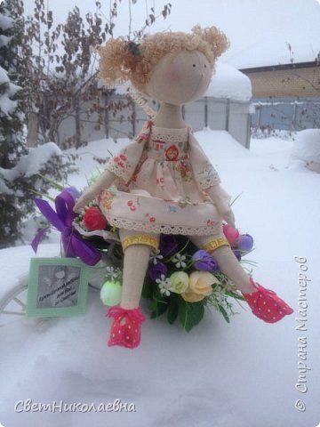 Кукла Вика фото 5