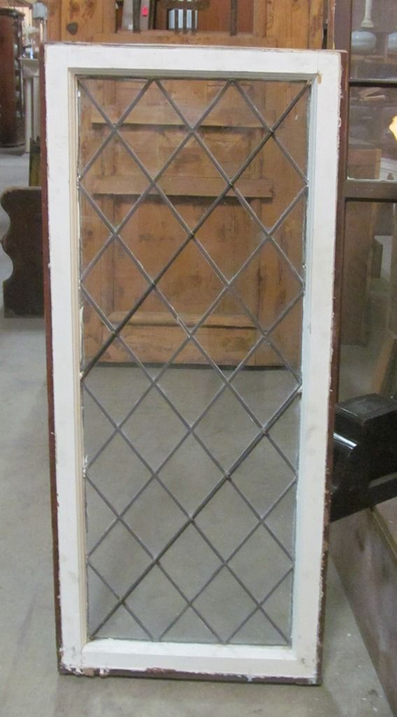 Diamond Pane Window Available Home