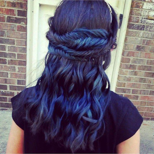 25 Best Ideas About Non Permanent Hair Color On Pinterest