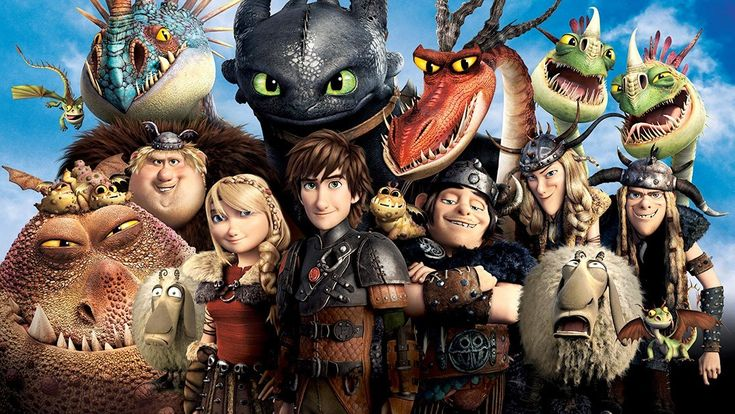 How to Train Your Dragon 3: Continues the adventure of Hiccup Horrendous Haddock III and his dragon Toothless.