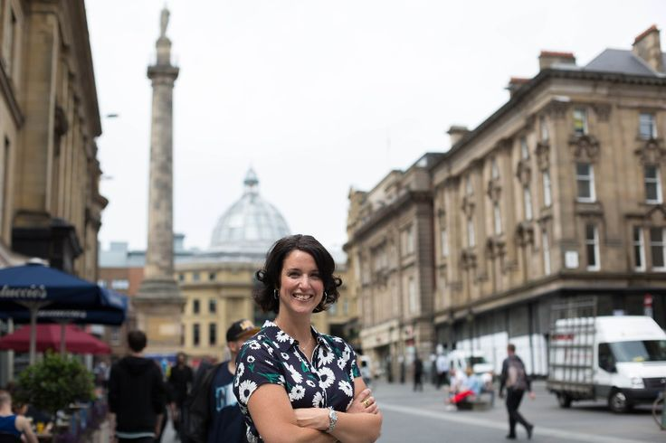 Interview: Karen Read, female entrepreneur and owner of klr Planning, Newcastle upon Tyne.