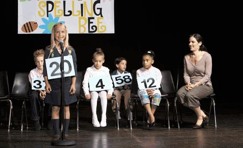 Spelling bees are a fun learning game you can organise at home to improve your school aged child's spelling skills.