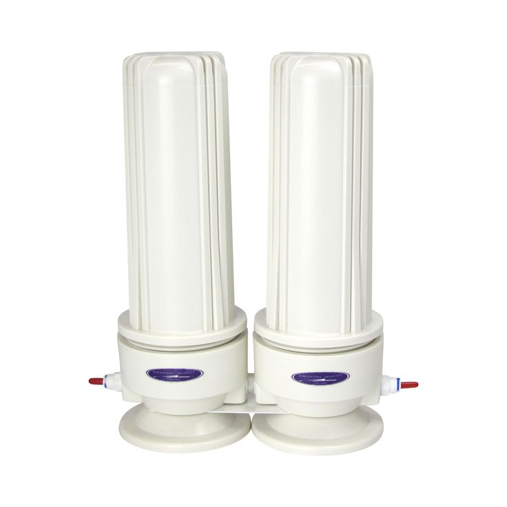 Voyager Double Inline Water Filter System