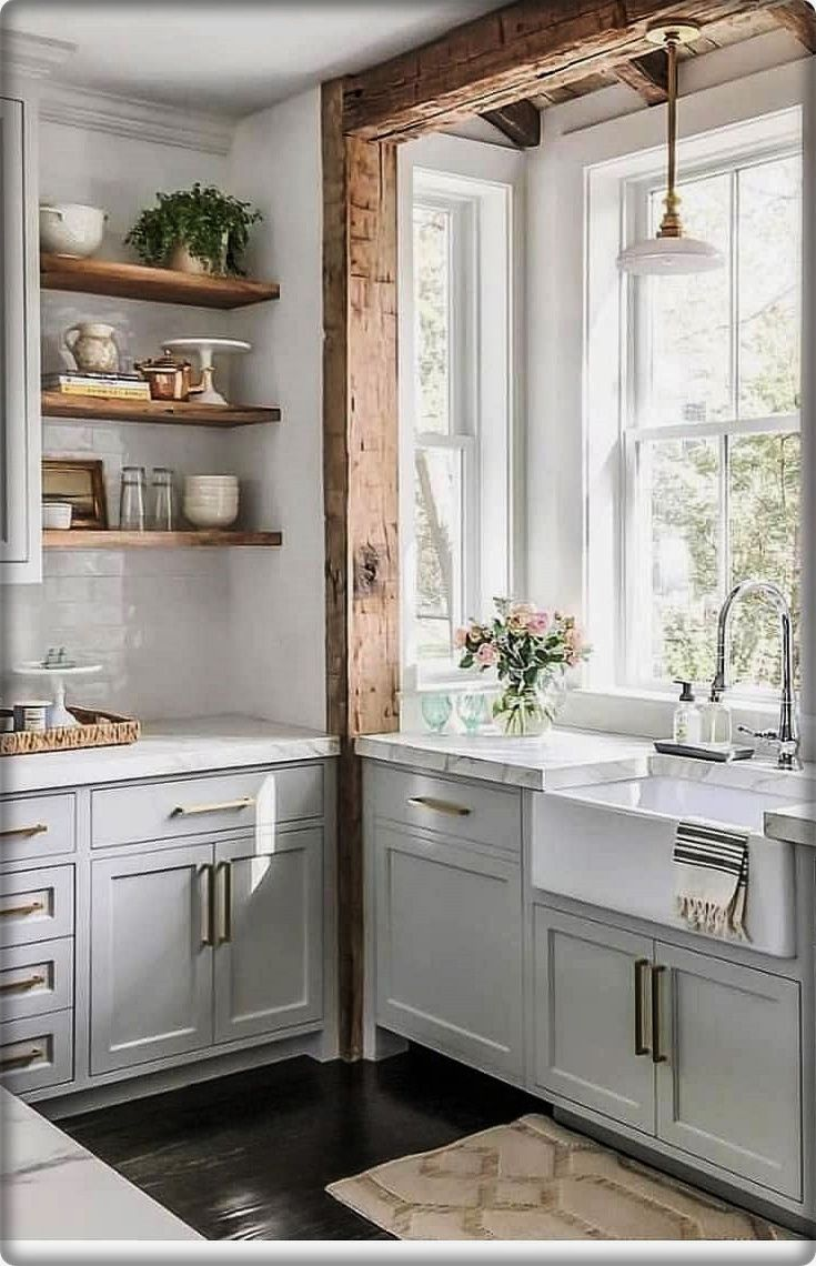 New And Old Looking Modern Kitchen Renovation Styles Page 62 Of 95 Lady Ideas Kitchen Remodel Kitchen Remodel Small Rustic Kitchen