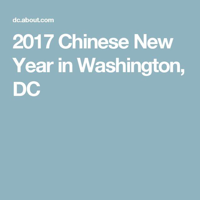 2017 Chinese New Year in Washington, DC
