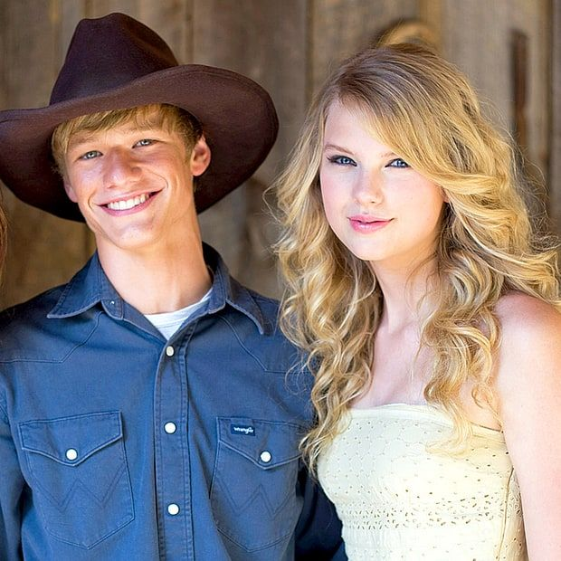 Now, Lucas Till is the hunky guy who features in Taylor ...
