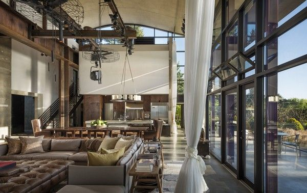 Olson Kundig Seattle Home For The Home Pinterest Seattle Lofts And Future