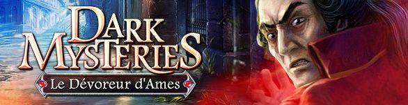 Dark Mysteries Le Dévoreur d Ames - сaptura de pantalla del juego 1