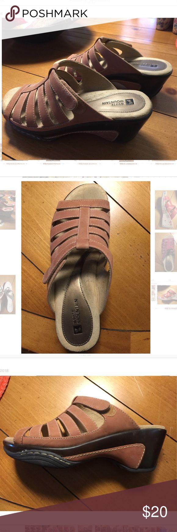 I just added this listing on Poshmark: White Mountain Sandals. #shopmycloset #poshmark #fashion #shopping #style #forsale #White Mountain #Shoes