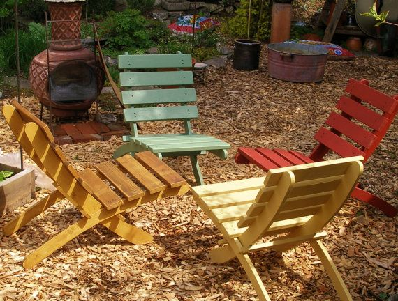 1000 images about Outdoor Wooden Chairs on Pinterest