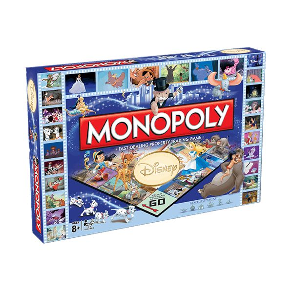 Disney - Monopoly Board Game - ZiNG Pop Culture