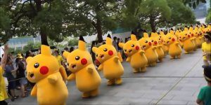 Siri joking with users in response to some Pokemon Go queries