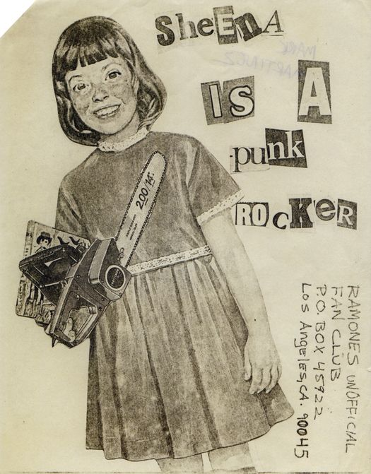 "From Rizzoli's ""Punk: An Aesthetic"" book. Learn more: http://www.rizzoliusa.com/book.php?isbn=9780847836628"