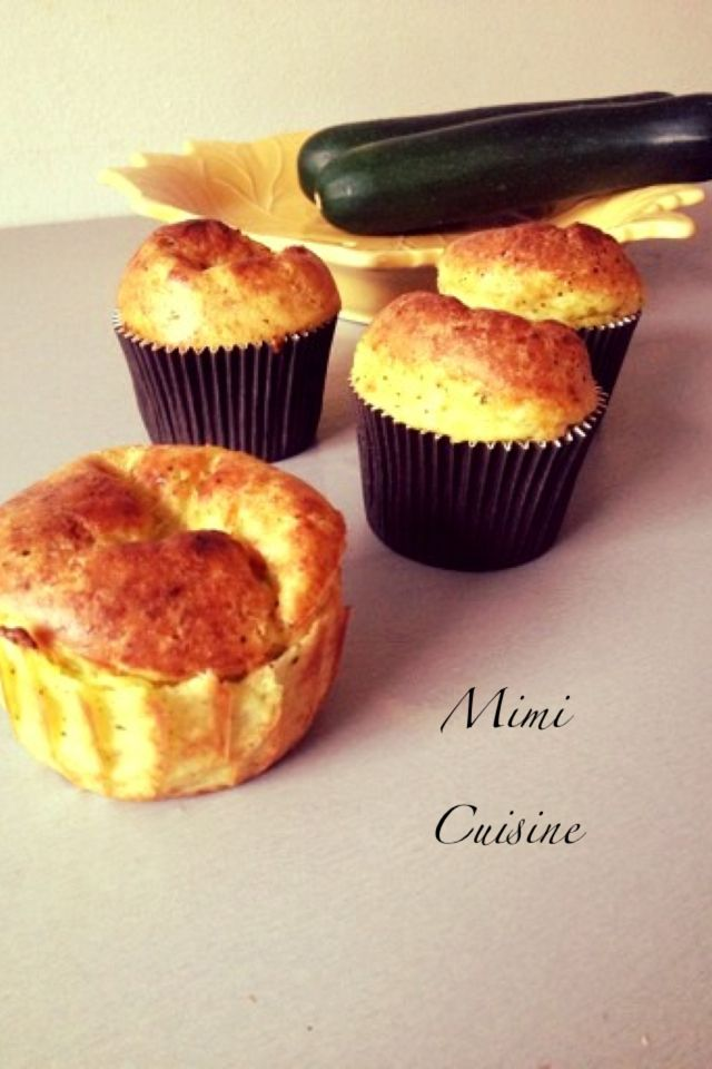 Moelleux courgette Recette Thermomix