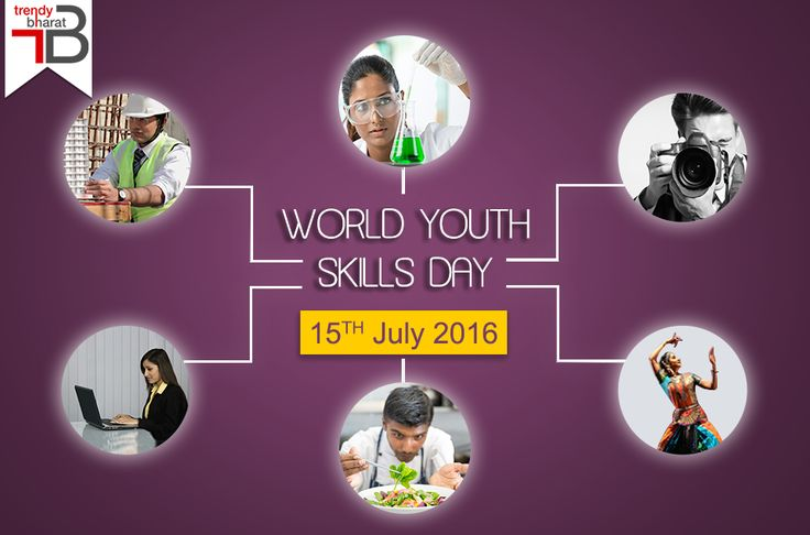 Celebrating World Youth Skill Day. The strength of a nation lies in the strength of its youth #WorldYouthSkillDay #Event #Youth #YouthSkill #Celebration #power #Nationspride