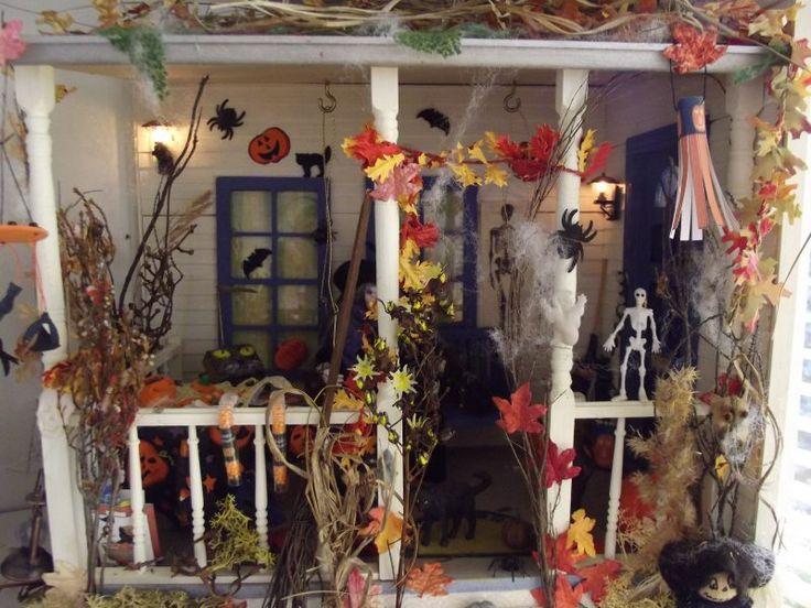 Halloween veranda | Ellen59.jouwweb.nl