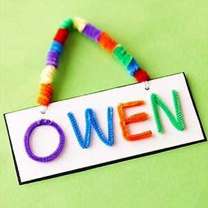 Pipe cleaner names