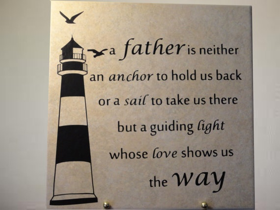Inspirational Quotes About Fathers. QuotesGram
