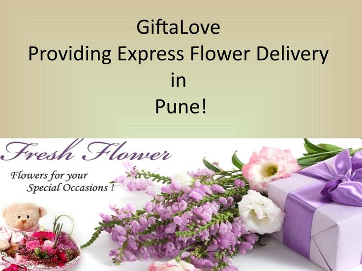 GiftaLove Providing Express Flower Delivery in Pune!  Make your visit at the vast and exquisite collection of online flowers at GiftaLove to avail the facility of Express Flowers Delivery in Pune. The portal is a name for a reputed, popular and trusted online gift store in India that also offers widest range of online flowers. For more details, visit http://www.giftalove.com/flowers/send-flowers-to-pune.html