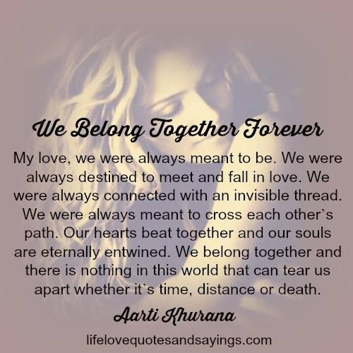 Quotes Love You For Eternity: Best 25+ Together Forever Quotes Ideas On Pinterest