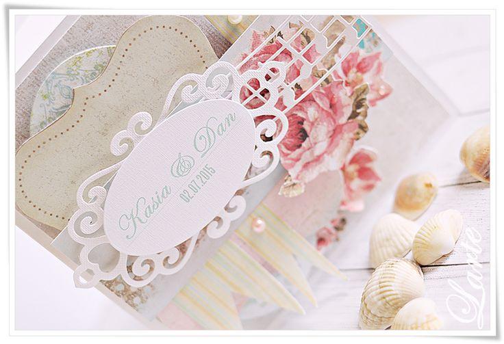 Wedding card, Personalizowana kartka ślubna