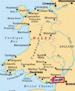 voyage au Pays de Galles