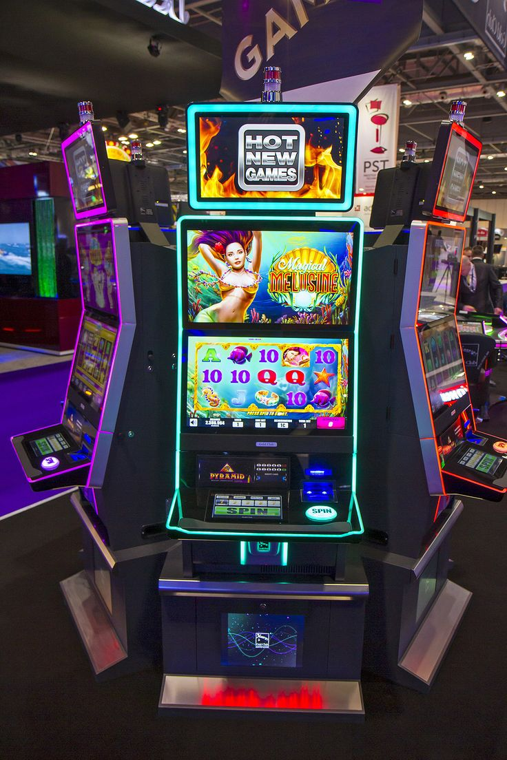 Awesome Slot Machine Cabinet Manufacturers