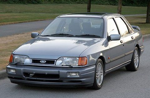Ford Sierra Cosworth RS 1989.