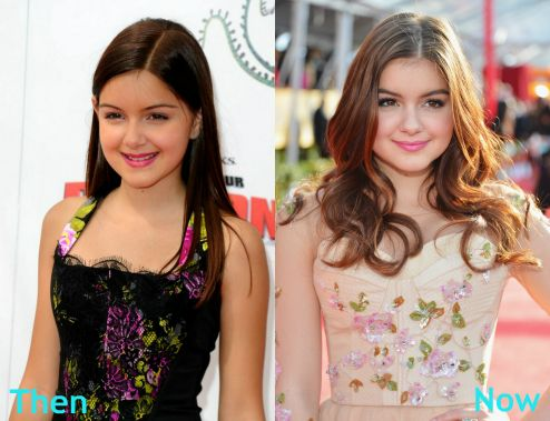Ariel Winter Before and After | Ariel Winter Before and After Ariel Winters Body Measurements