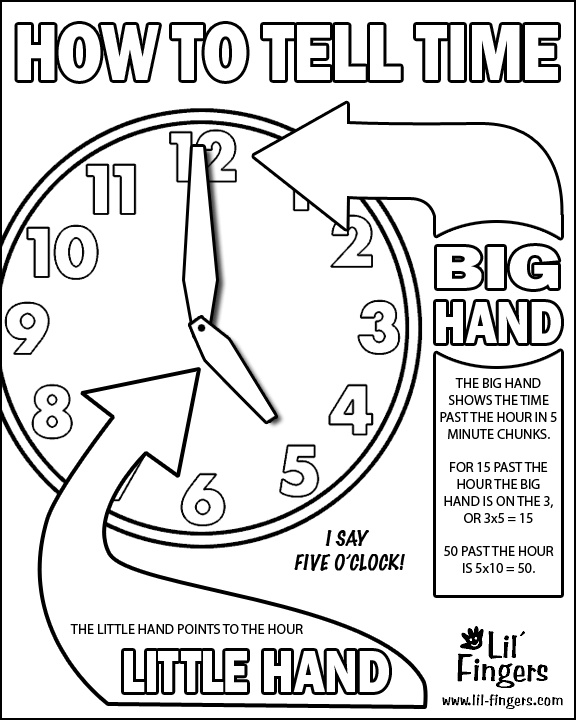 83 best telling time images on pinterest telling time digital have students color code the hour and minute hands then pronofoot35fo Image collections