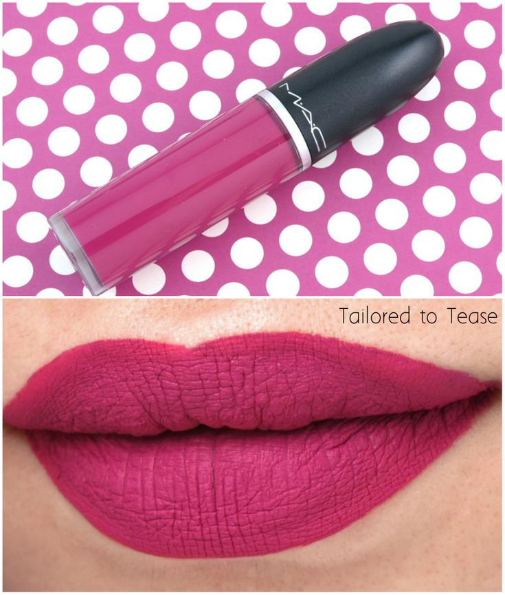 The Happy Sloths: MAC Retro Matte Liquid Lipcolor Collection: Review and Swatches