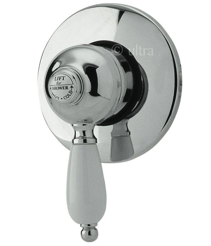 Ultra Nostalgic Concealed Manual Shower Valve - A3201
