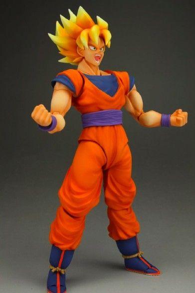 DBZ Super Saiyan Goku. Just like the cartoon.. Not cheapy looking