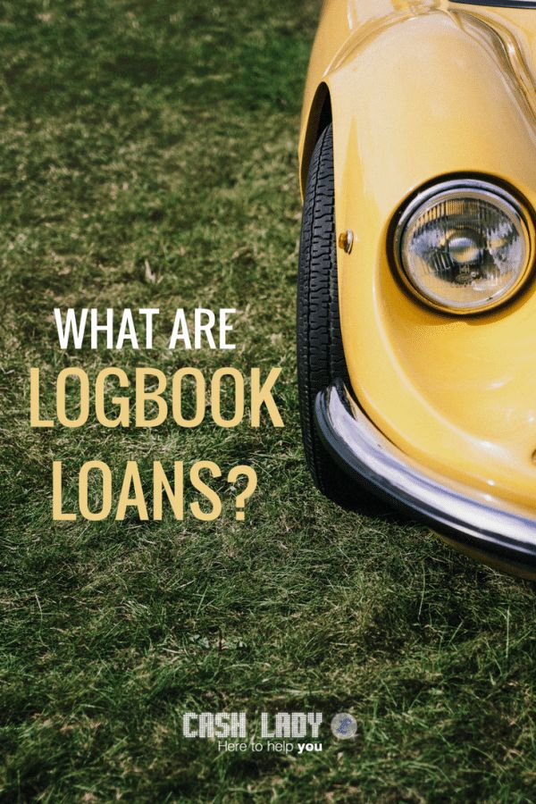 What are Logbook Loans? Cash Lady explain the ins and outs. via @ukcashlady