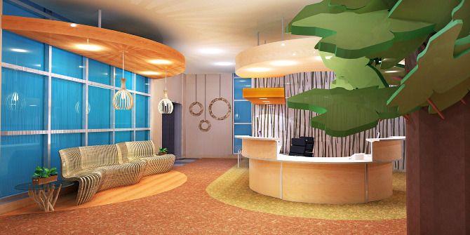 Educational Design 1 Kiselevo Interior Design Library Design Pinterest Interiors