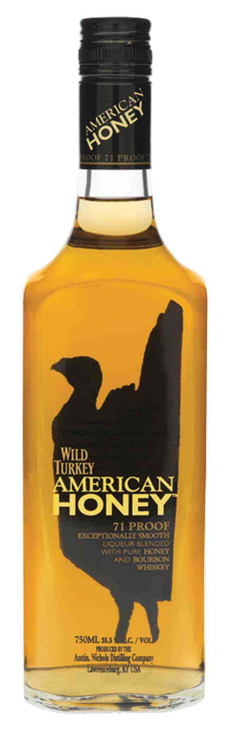 american honey whiskey | Wild Turkey American Honey Recipes and Bourbon Cocktails from ...