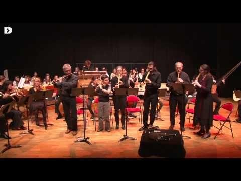 """Intégralité du concert """"Noël Baroque"""" à Dieppe"""