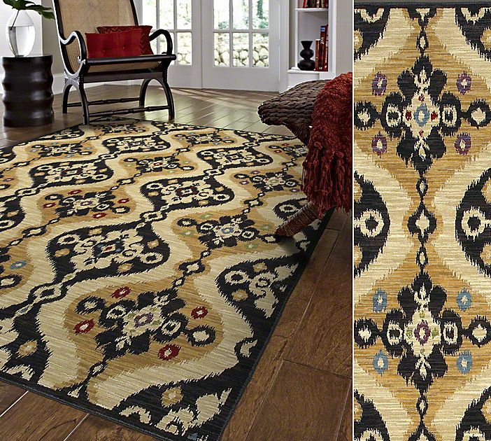 Shaw Living Area Rug In 100 Nylon From The Mirabella Collection Style Malta