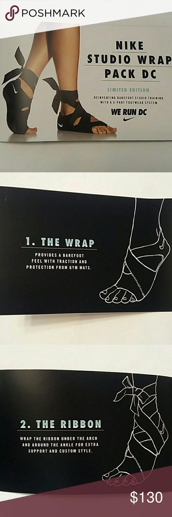 Fitness tools nike studio wraps - Nike Studio Wrap Pack Nwt