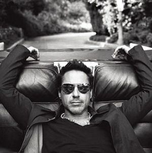 Robert Downey Jr.  hello there...