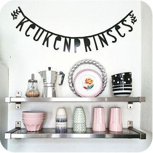 Kitchen princess! beautiful - colour combo