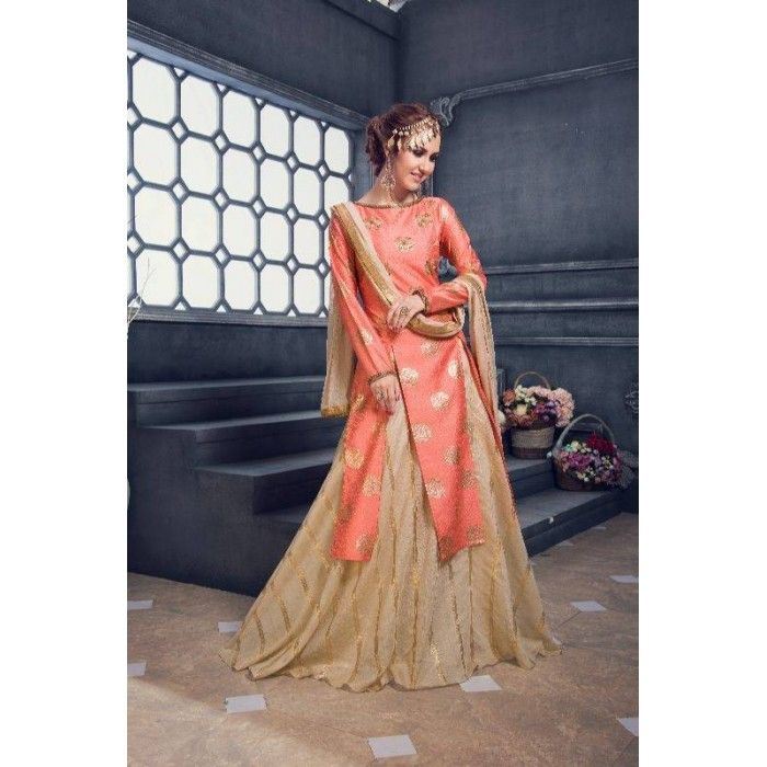 Diwali Sale-Ready To Wear - Designer Dress -07