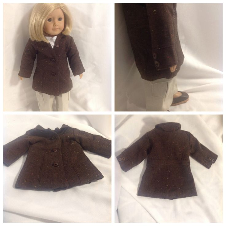 Le Marais coat by LJC . Fully lined, functioning buttons, button details at split cuff.
