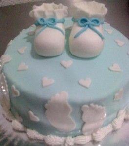 Baby tort deko ideen
